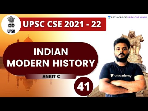 Indian Modern History