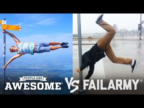 People Are Awesome vs. FailArmy - Ep. 6