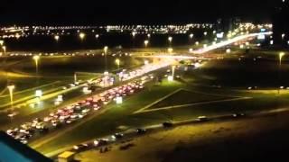 Traffic in dubai