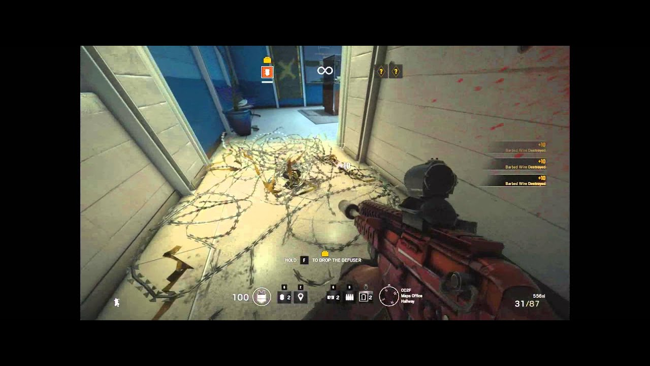 Ultra Realistic Hdr Graphics 60fps Gameplay: Rainbow Six Siege ULTRA GRAPHICS GAMEPLAY (1440p 60fps