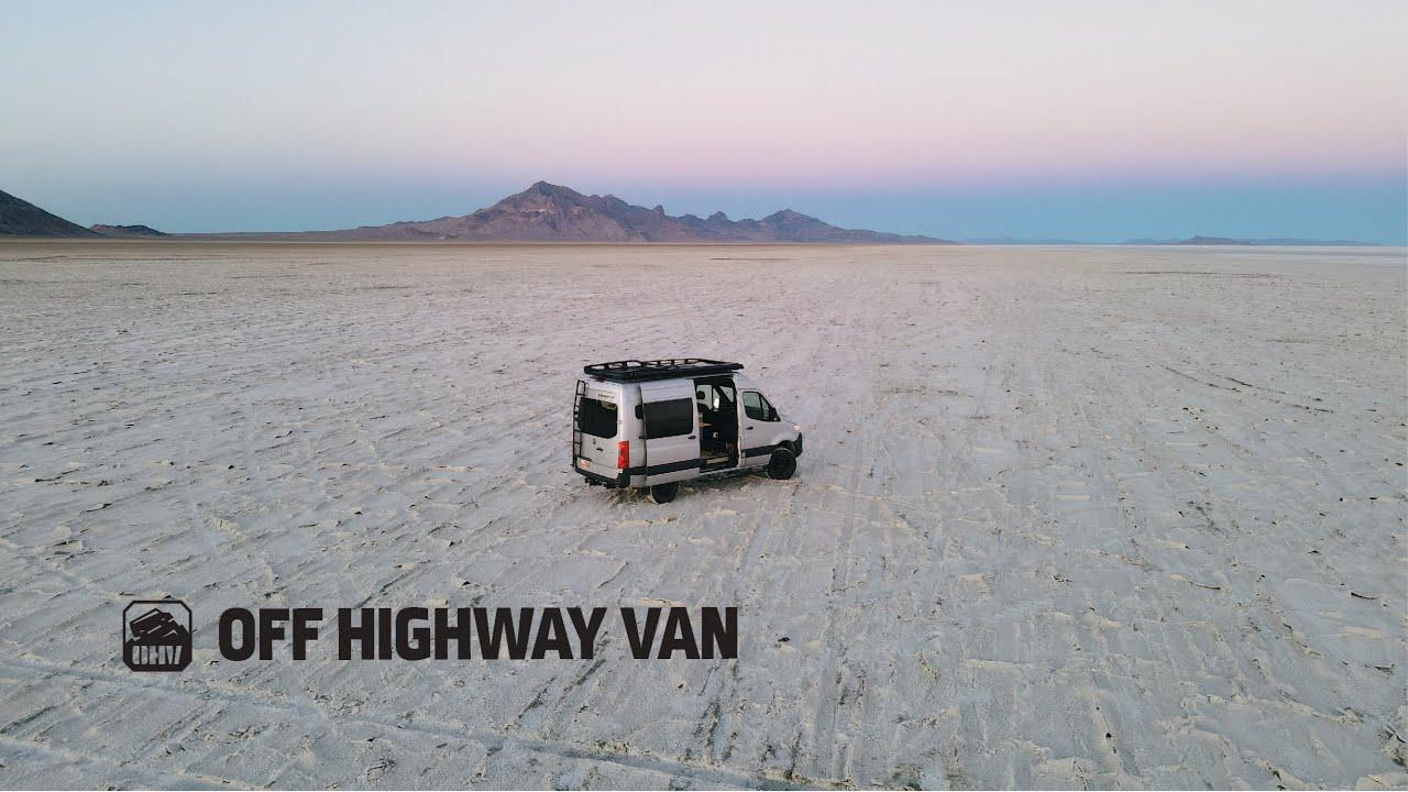 The Sundance Kid Van Build