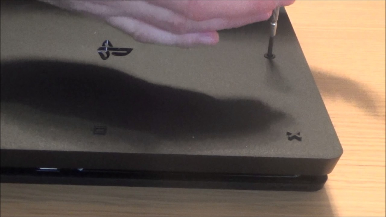 how to manually eject a disc stuck in your ps4 slim playstation 4 rh youtube com Can't Eject Disc On Keyboard manually eject disc wii u