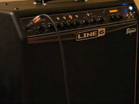 line 6 bogner spider valve 112 demo youtube. Black Bedroom Furniture Sets. Home Design Ideas