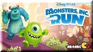 Disney Pixar: Monsters, Inc. Run - Disney Games