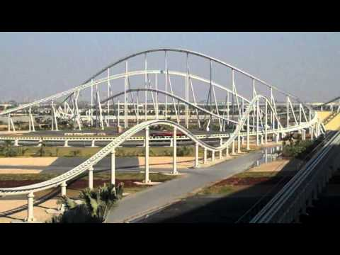 world 39 s fastest roller coaster abu dhabi ferrari world youtube. Cars Review. Best American Auto & Cars Review