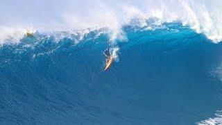 Big Wave Surfing Jaws Peahi Maui 4K thumbnail