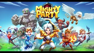 Mighty Party Full Gameplay Walkthrough