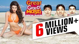 Great Grand Masti Hindi Movie Promotion Event - Urvashi Rautela - Full Promotion video