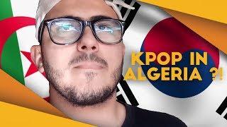 K-POP in Algeria ?!