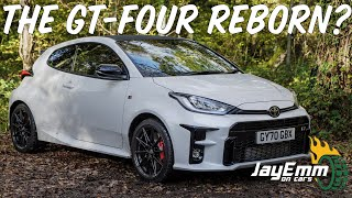 "NEW Toyota GR Yaris ""GR-Four"" Review - What Does A Celica GT-Four Owner Think?"