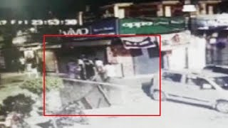 Caught on cam: Man beaten up by \'in-laws\' in Rohini