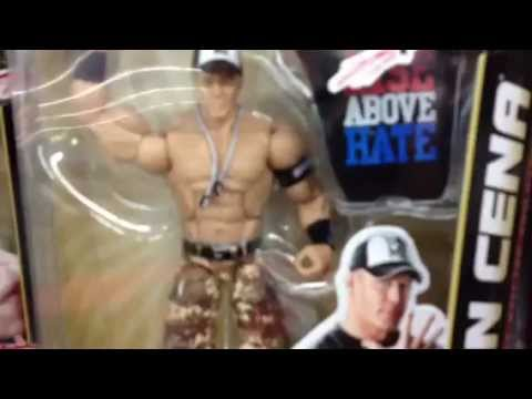 Wwe Toys At Walmart Youtube