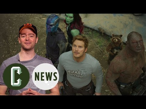 James Gunn to Return to Write and Direct Guardians of the Galaxy Vol 3 | Collider News