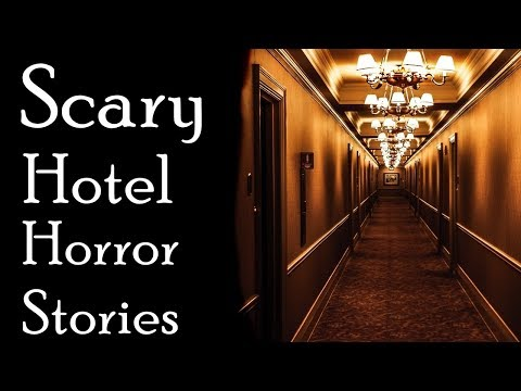 Scary Hotel/Bed & Breakfast Stories (Cryptid Encounters, Ghost Sighting) | Mr. Davis