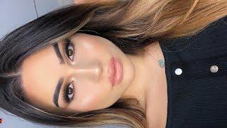 CHEAP Nude Makeup Tutorial I Aylin Melisa