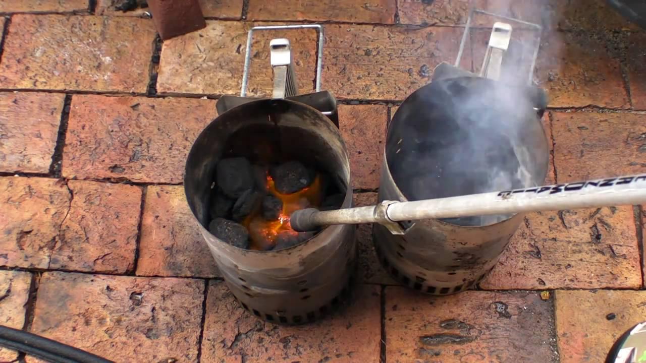 Charcoal Chimney 101 Youtube