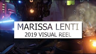 Year in Review: Marissa Lenti - Visual Reel (2019)
