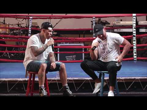 Interview with Gabe Rosado