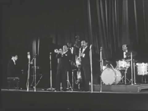 Roy Eldridge, Benny Carter, Don Byas, Coleman Hawkins, Jo Jones 1960 JATP-Paris, Indiana
