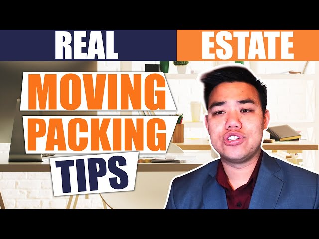 Real Estate Moving and Packing Options and Process