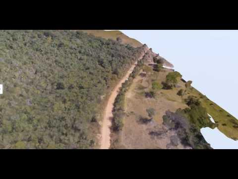 3D Drone Map - Ecodrone WWF - Cerrado - Goiás Velho