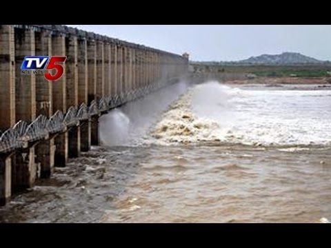 Water Releases To Down From Jurala Reservoir : TV5 News