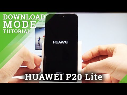 How to Boot into Download Mode in HUAWEI P20 Lite - Exit Download
