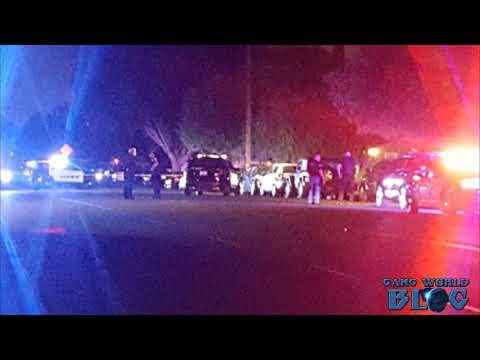Gang member shot in Baldwin Park officer involved shooting (California)
