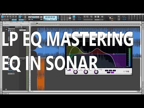 LP EQ   Mastering EQ Overview