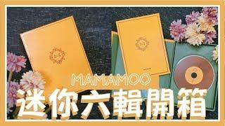 MAMAMOO迷你六輯《Yellow Flower》專輯開箱 // KPOP UNBOX