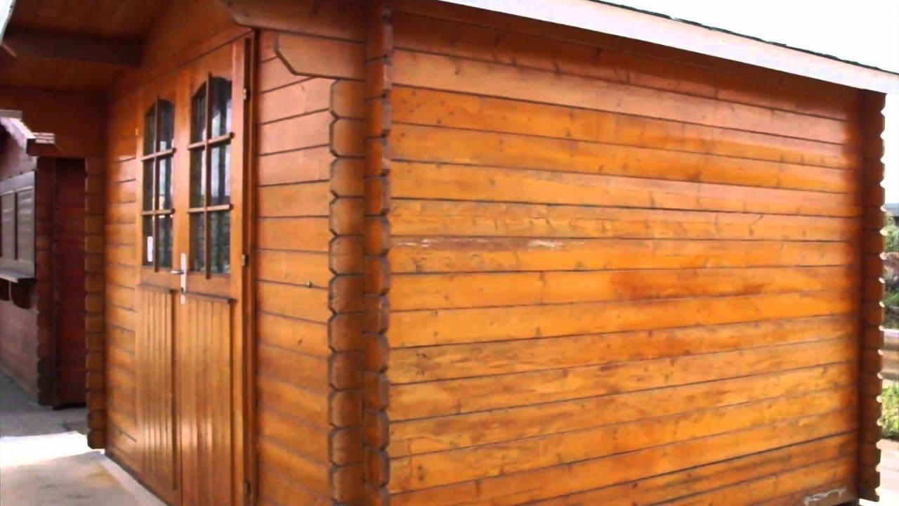 C mo realizar el mantenimiento de una casa de madera paso for Construir una casa paso a paso