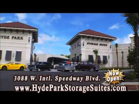 Hyde Park Storage Suites Daytona Beach