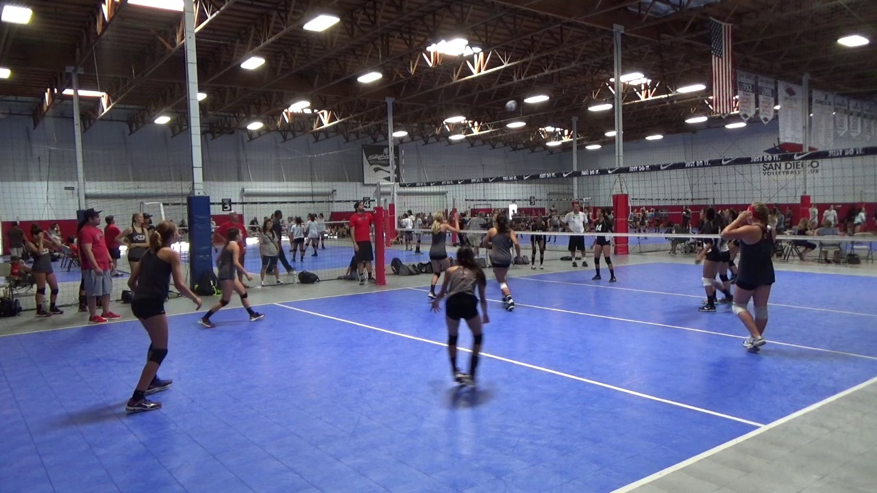 East County Volleyball Acadamy vs Fury Volleyball Club Finals