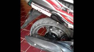 Bore up mio soul 150 cc