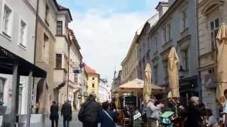 Братислава Старый город Главная площадь