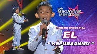 Macam Persembahan Sufian Suhaimi Version Kecil El Dalam Kepuraanmu Ceria Megastar Ministar