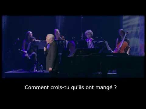 KARAOKE LES EMIGRANTS - CHARLES AZNAVOUR