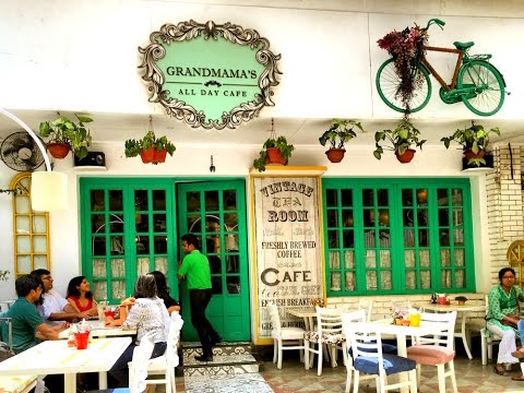 Grandmama's Cafe - Top Cafes In Mumbai | Today's Special