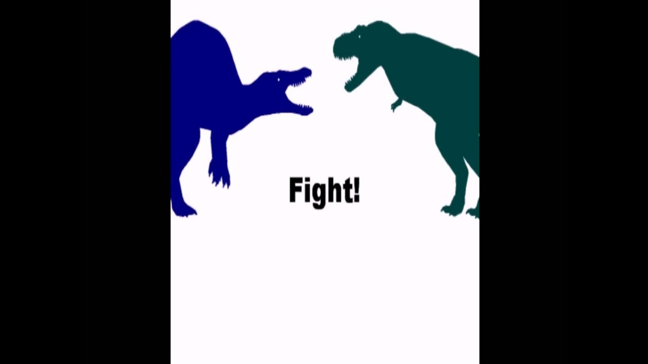 Download Creatceous Fight Arena : Dinocroc vs Carnotaurus