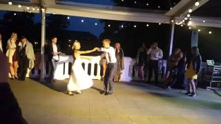 LE vestuves (wedding dance - LE studija)
