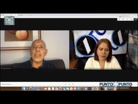 04 de junio 2021  #EnVivo Punto x Punto Periodismo sin Censura con Sandra Romero e Invitados