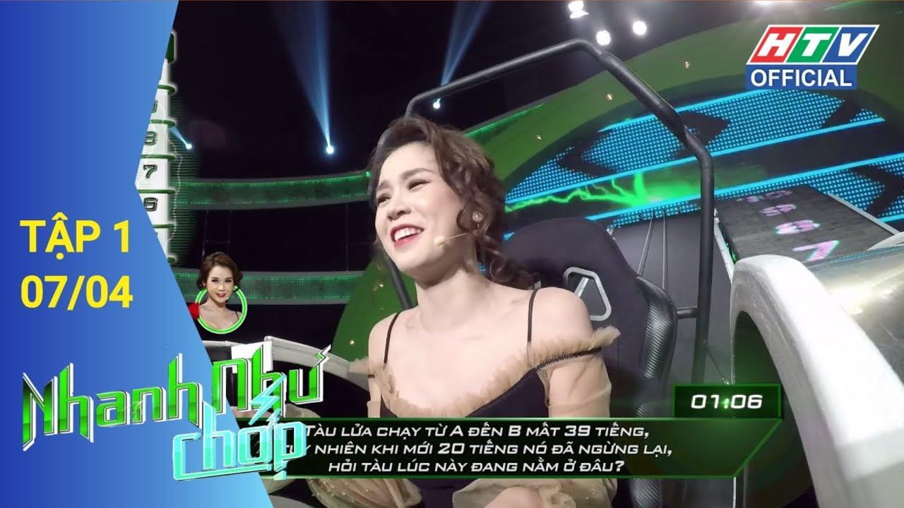 HTV NHANH NHƯ CHỚP | TẬP 1 : Trường Giang , Anh Đức nói xấu gì Hari Won ? | #NNC | 07/04/2018