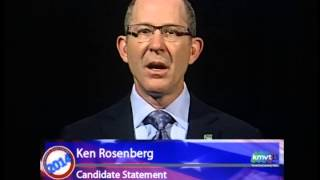 Mountain View City Council Candidate Statements - Ken Rosenberg