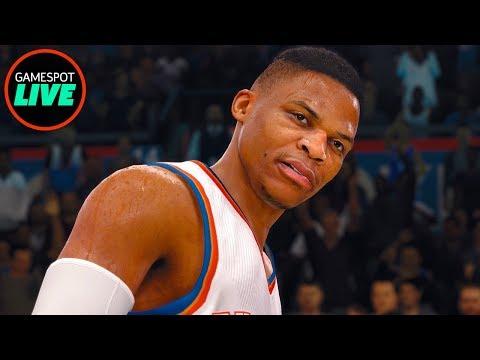 NBA Live 18 Makes It Return - GameSpot Live