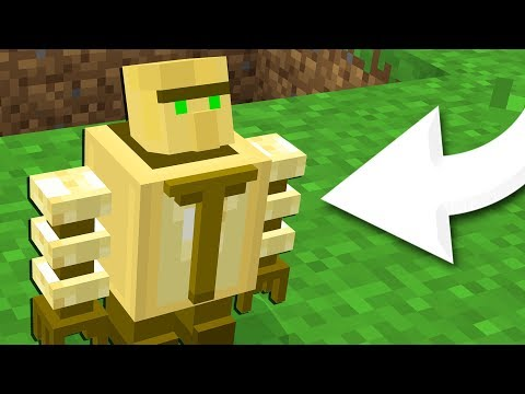 WHAT ARE THESE NEW MINECRAFT MOBS!?