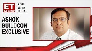Execution delays hurt Q1   Paresh Mehta of Ashok Buildcon speaks to ET Now
