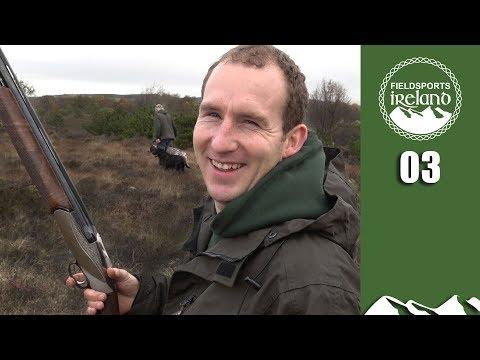 Snipe Shooting & Boar Hunting - Fieldsports Ireland, Episode 3
