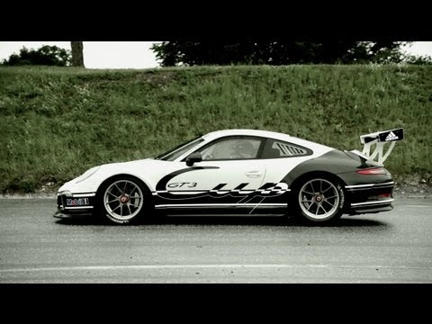 Porsche 911 GT3 Cup: Precision tool for the race track
