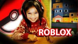 GamingSaleen7 ROBLOX: Pokemon and Hello Neighbor