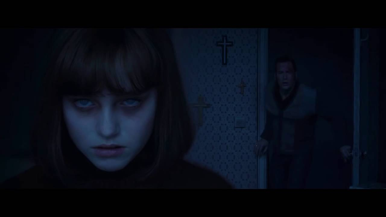 Download The Conjuring 2  Ending Valak, Last Scene - HD